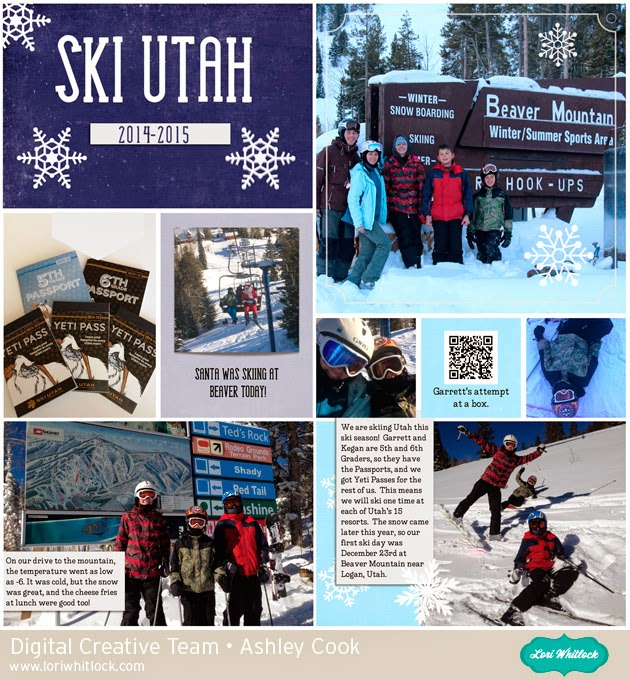 Lori Whitlock Products--Ski Utah