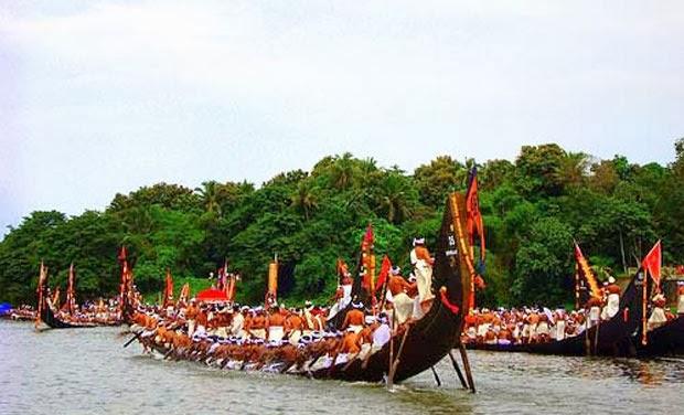 Kuttanad in Kerala