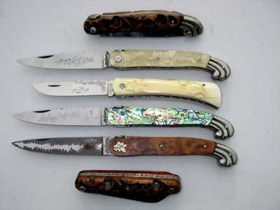 Derniers couteaux