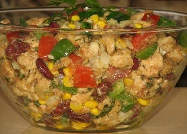 Салат с крабовыми палочками и икрой рецепт с фото очень вкусный