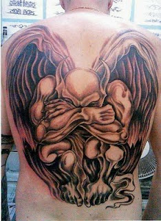 Tatoos y Tatuajes de Alas, parte 7