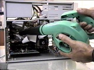 herramienta para dar mantenimiento correctivo a una computadora: