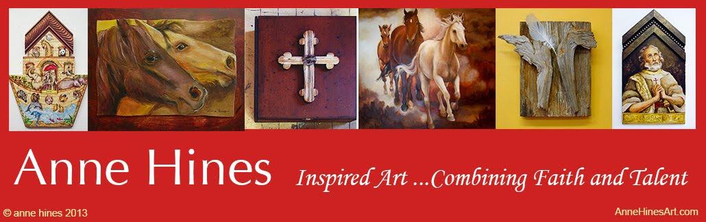 Anne Hines Texas Artist