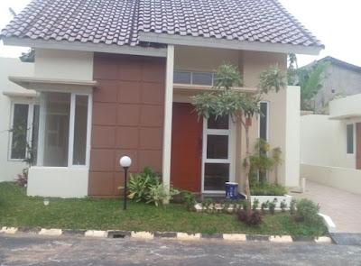Rumah sederhana di bojongsari 1