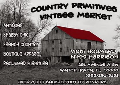 Country Primitives Vintage Market