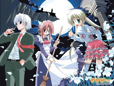 hayate no gotoku manga desarrollo historia