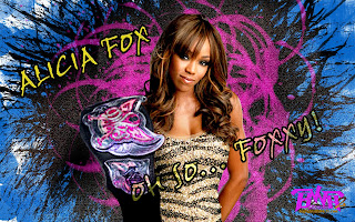 WWE Alicia Fox hd Wallpaper