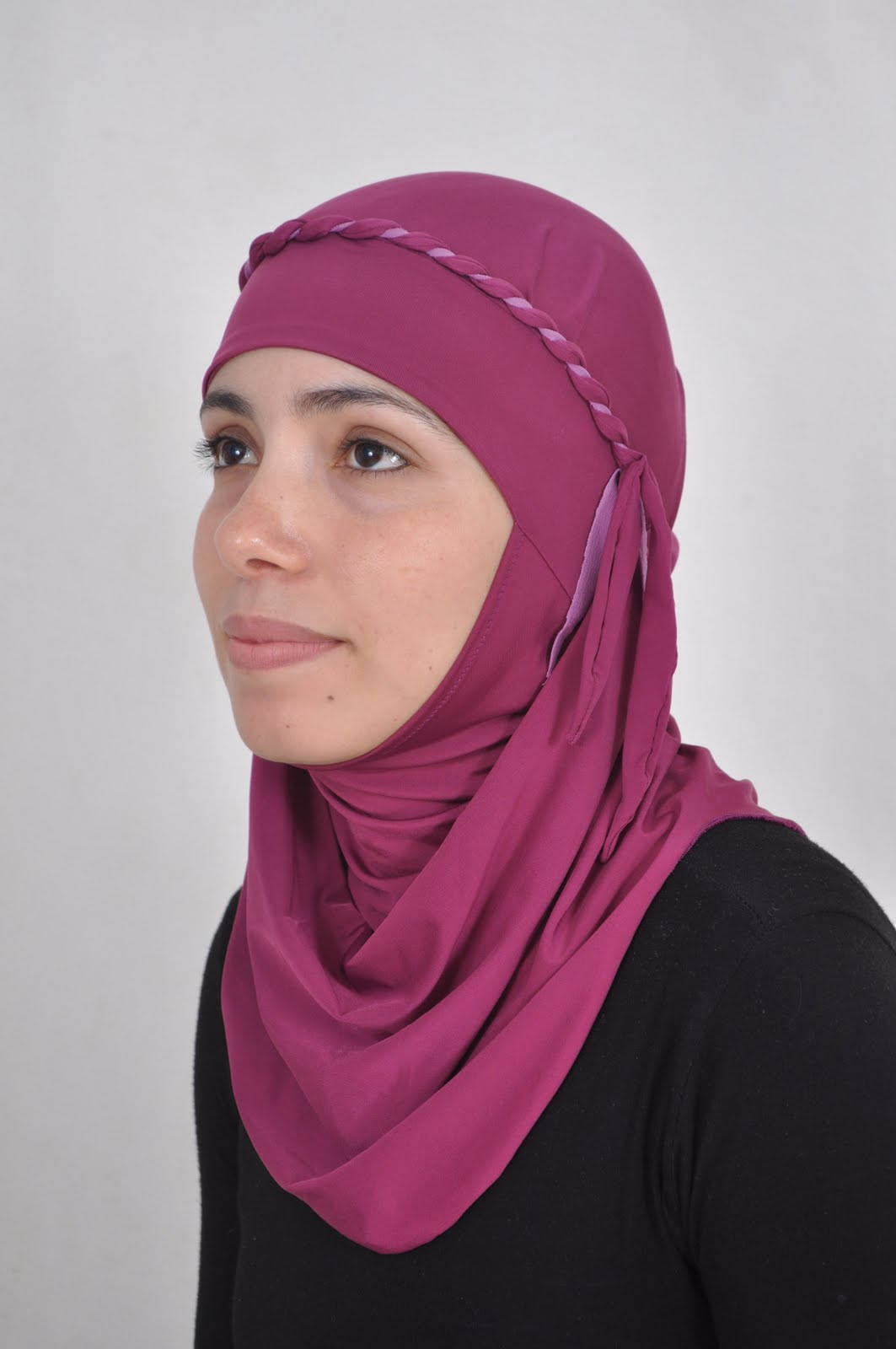 hijab styles Of style and modesty: the different kinds of hijab  by using huge scrunchies or  oversized clips before wrapping the head with an underscarf or.
