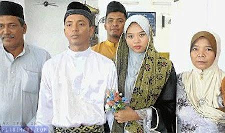 Berita gambar Pernikahan Muda Remaja 15 dan 16 Tahun