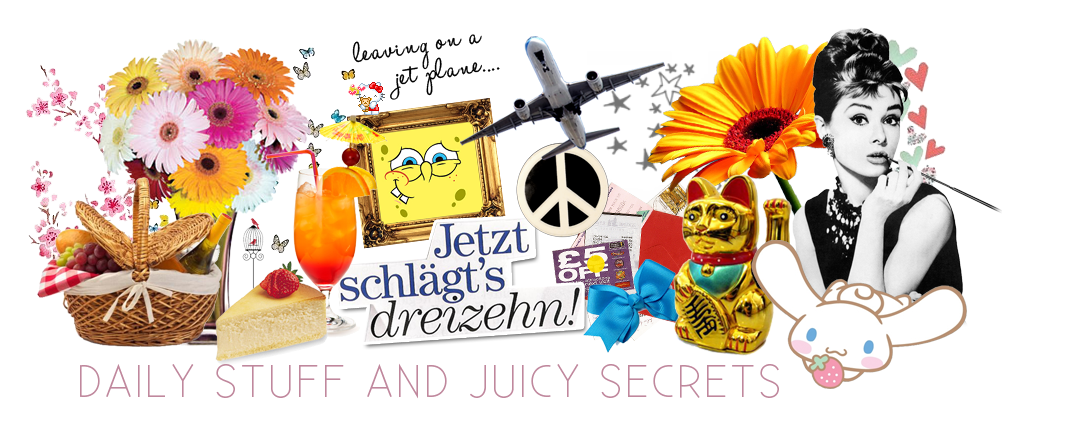 daily stuff and juicy secrets