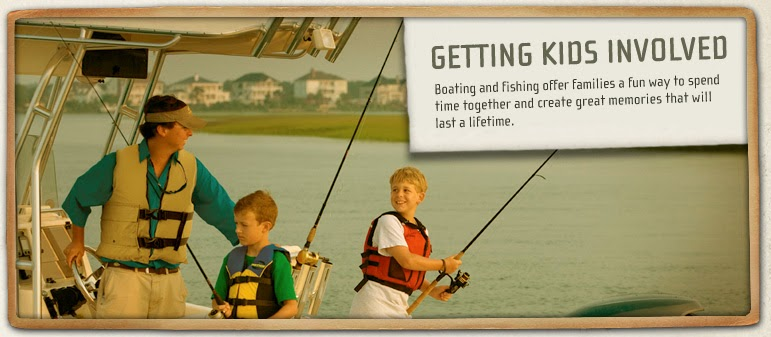 Gone fishing with kids for Take a kid fishing