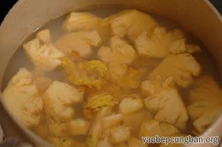 Cách làm canh ngao nấu chua đưa cơm ngày nắng10