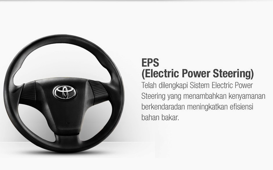 EPS (electronic Power Steering) Avanza