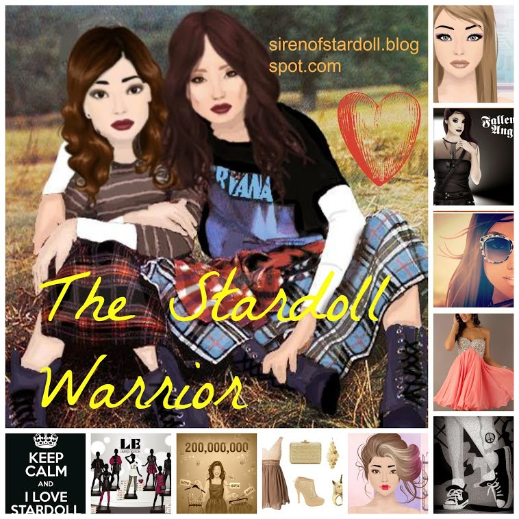 The Stardoll Warrior