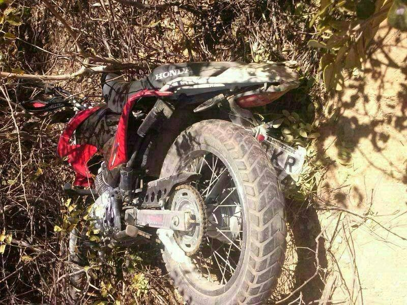 Acidente de moto tira a vida de mais um jovem em Gentio do Ouro