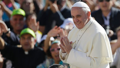 Adventists Propose a Letter of Apology to Pope Francis