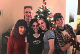 Piper and I with 3 of our kids