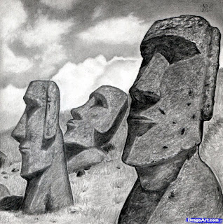 Easter island - Rapa Nui - Moai