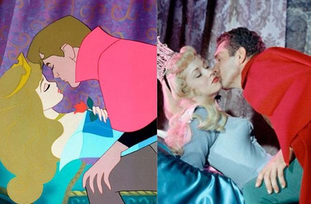 Os personagens da Disney na vida real - Aurora – Helene Stanley