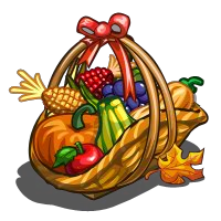 Farmville Harvest Baskets