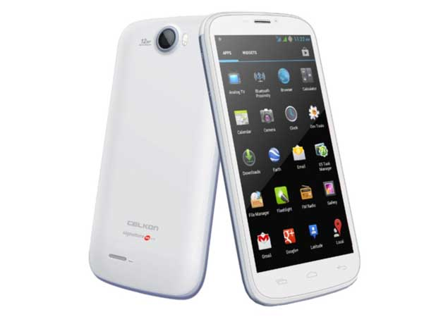 celkon signature HD A119Q