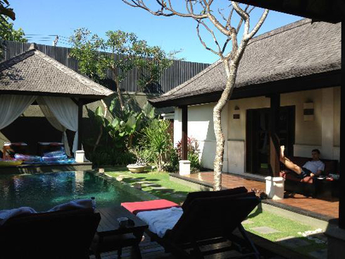 The Ulin Villa & Spa Pool