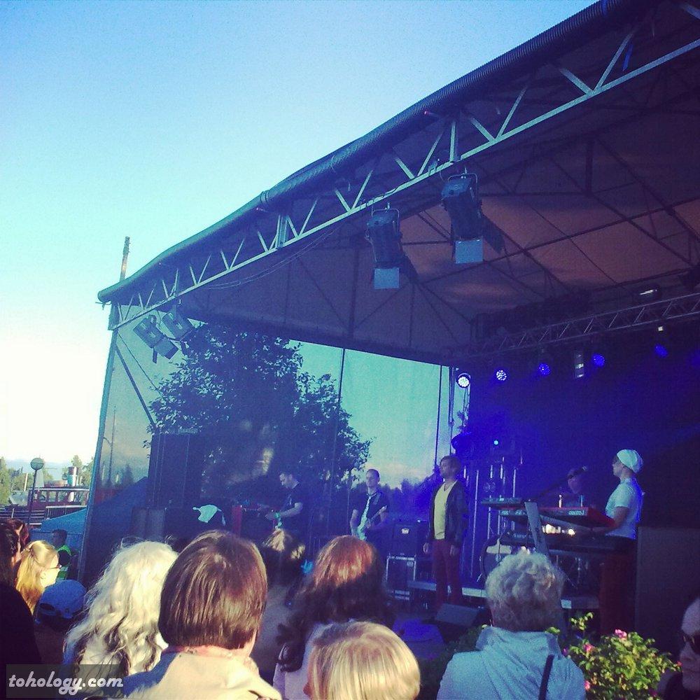Neljänsuora on Mikkelin Soikoon festival