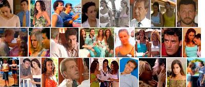 Imágenes de la serie estival de TVE Paraíso