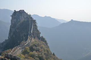 The Great Wall at Lianyunling