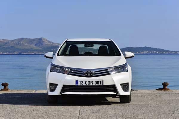 imagem do automovel Corolla 2014 o Novo Carro da Toyota