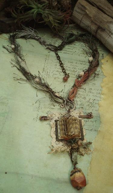 book jewelry