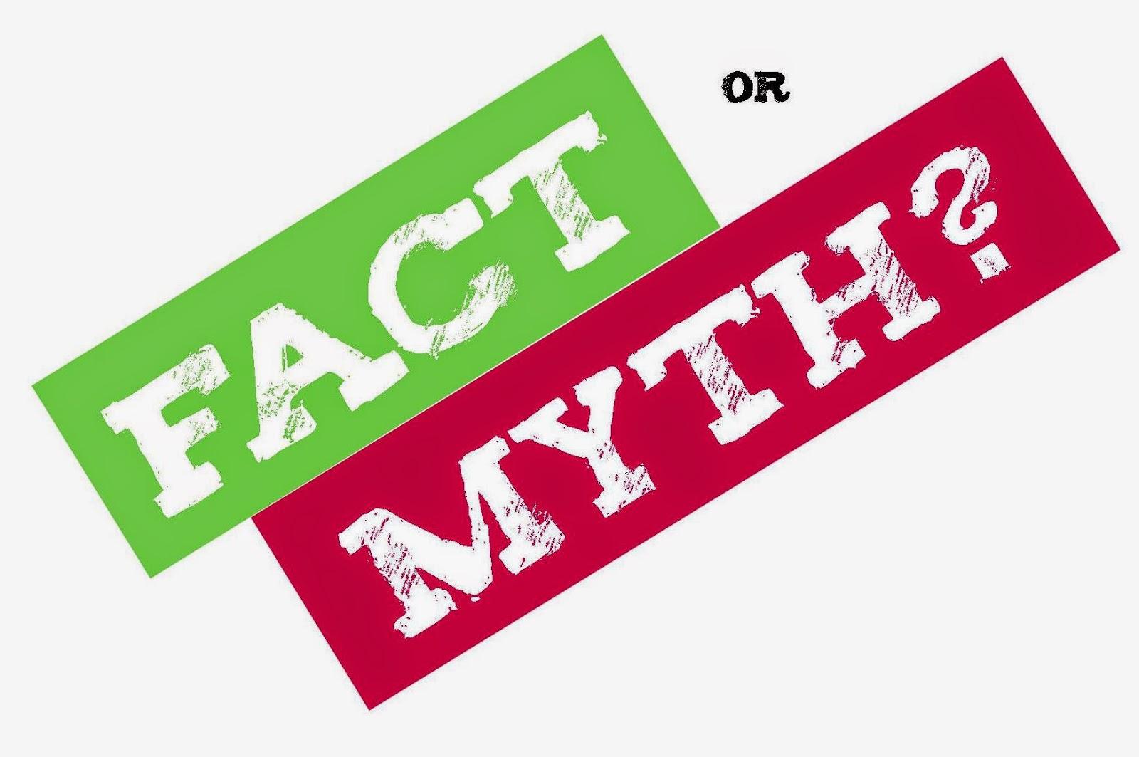 10 Kebohongan Yang Orang Pikir Adalah Fakta