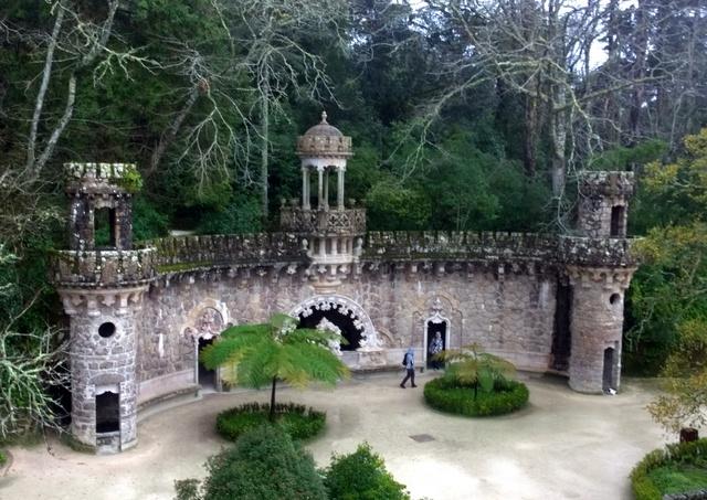 jardines Quinta da Regaleira