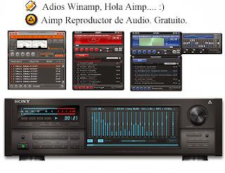 Aimp reproductor de Audio gratuito