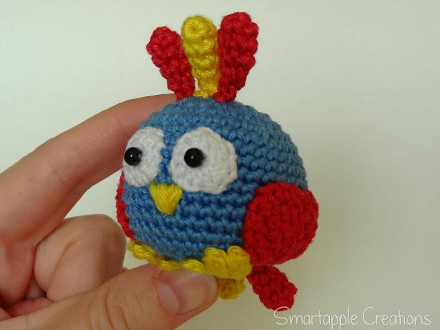 Hoooked Amigurumi Vol 1 : Smartapple Creations - amigurumi and crochet: Little ...