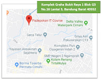 Lokasi IT Training & Private Komputer