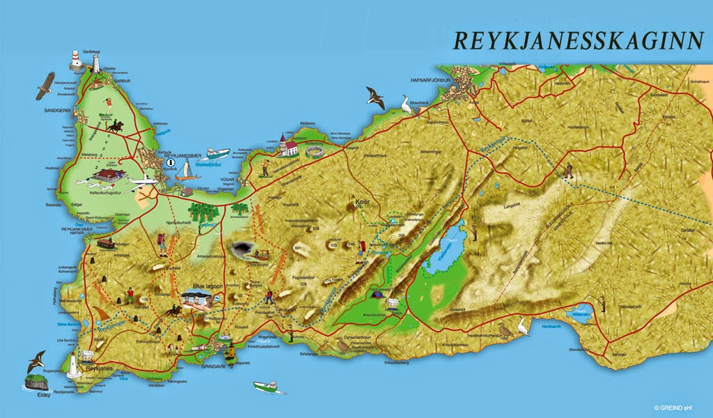 Iceland 24 - Iceland Travel and Info Guide : What To Do in Reykjanes ...