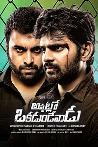Appatlo Okadundevadu (2016) Dual Audio Hindi 400MB UNCUT HDRip ESubs