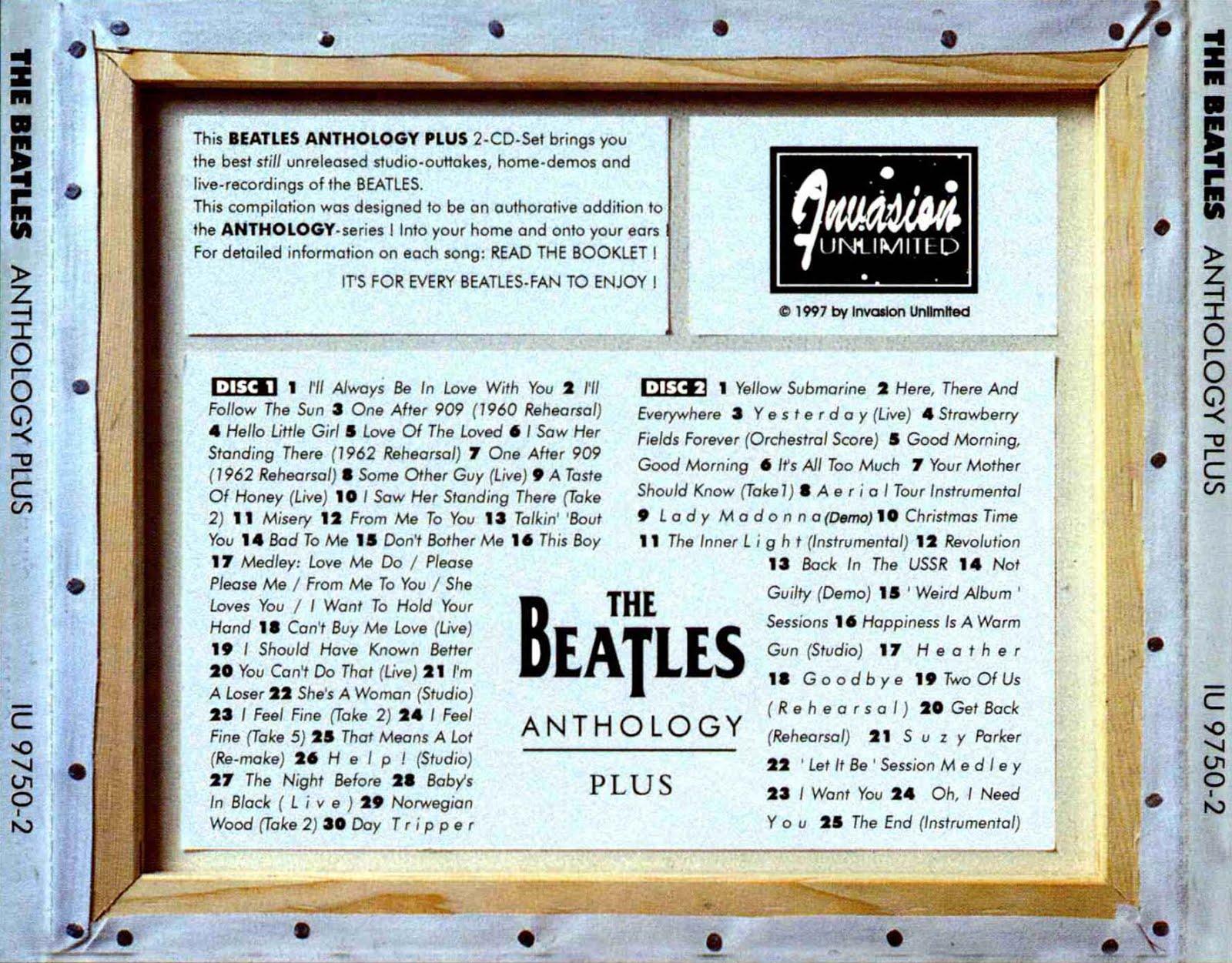 Super Megadiscografia Quot The Beatles Quot Por Mega 1997