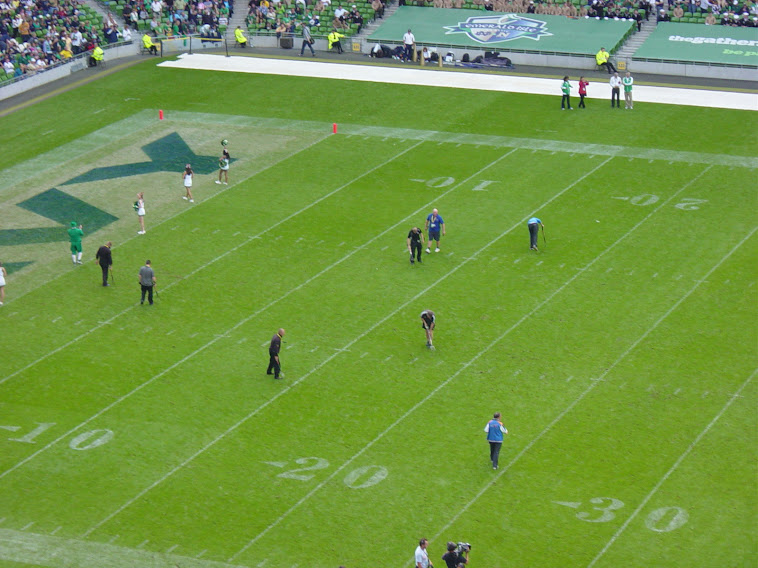 DIVOT REPLACERS AT HALF TIME