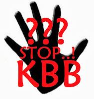 Stop KBB ????