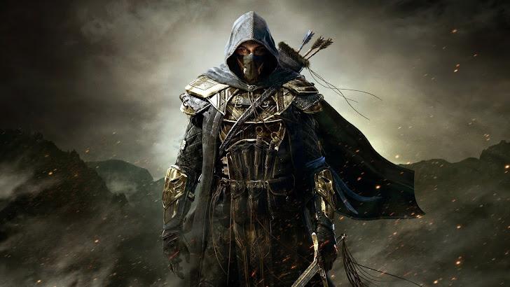 Nightblade Archer Elder Scrolls