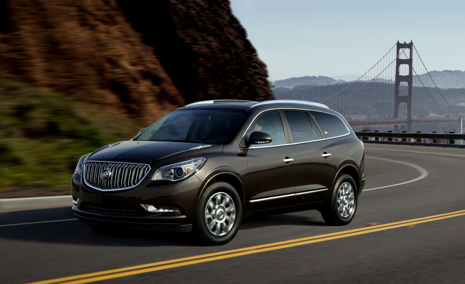 buick enclave body style change in 2015 autos post. Black Bedroom Furniture Sets. Home Design Ideas
