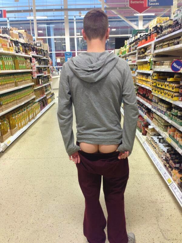 one cheeky shopper