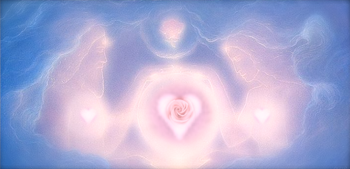 ♡ One Love ♡ One Heart ♡ Divine Peaceful Oneness in Unconditional Love ♡