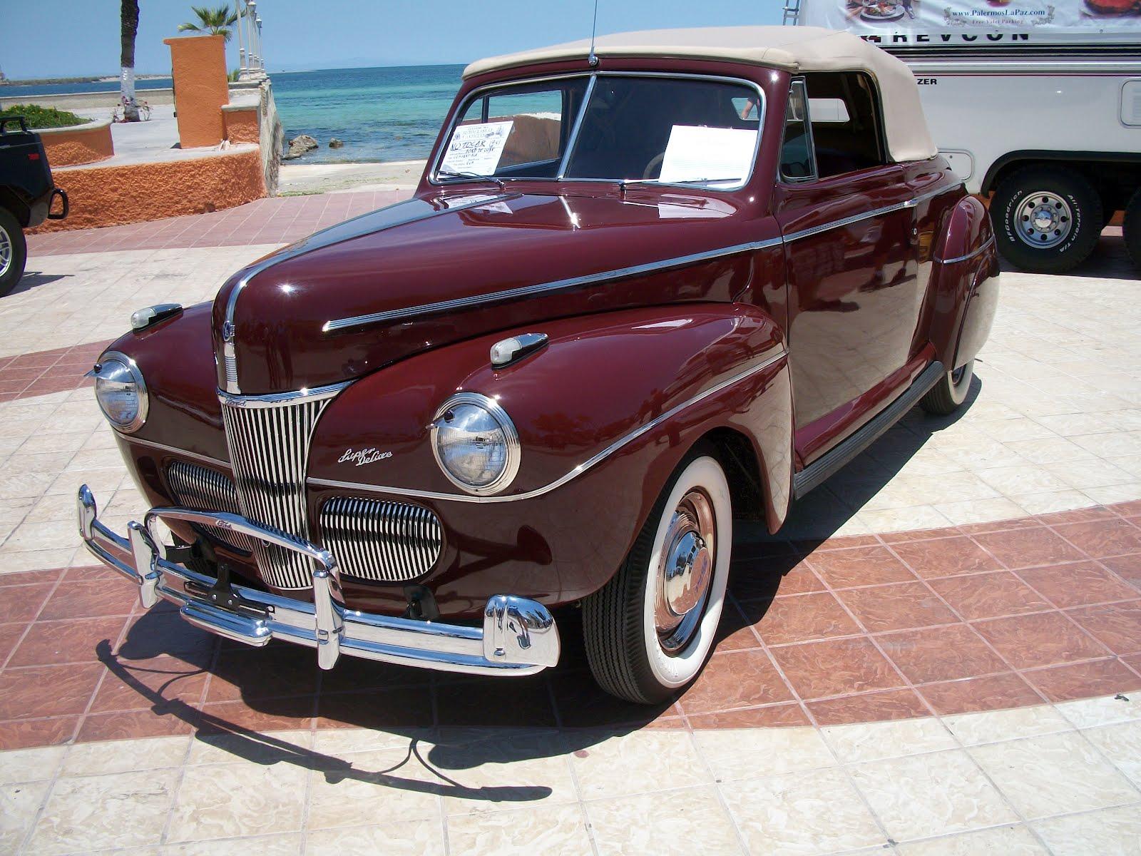50 wallpapers de autos clásicos HD!