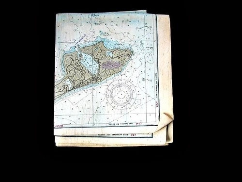 09-Map-Chart-1-Hyper-Realistic-Wood-Sculptures-Artist-Randall-Rosenthal-www-designstack-co