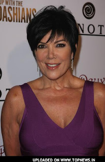 CELEBRITY AND HAIRSTYLES: Kris Jenner Hairstyle Ideas for Women