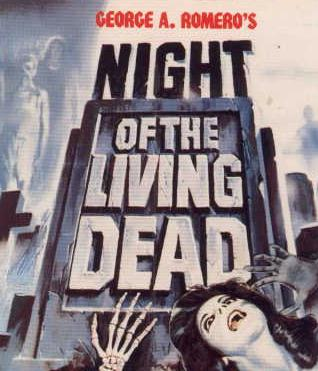 A Noite dos Mortos-Vivos (Night Of the Living Dead), 1968