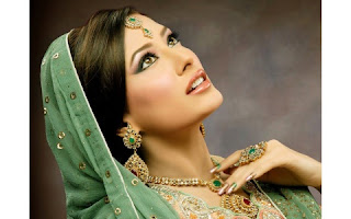 Mehwish Hayat  latest Bridal Wear shoot  2013 Images